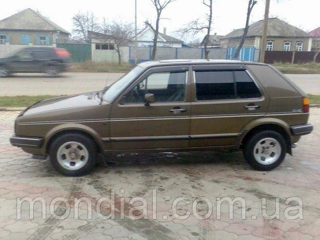 Отбойники на Volkswagen
