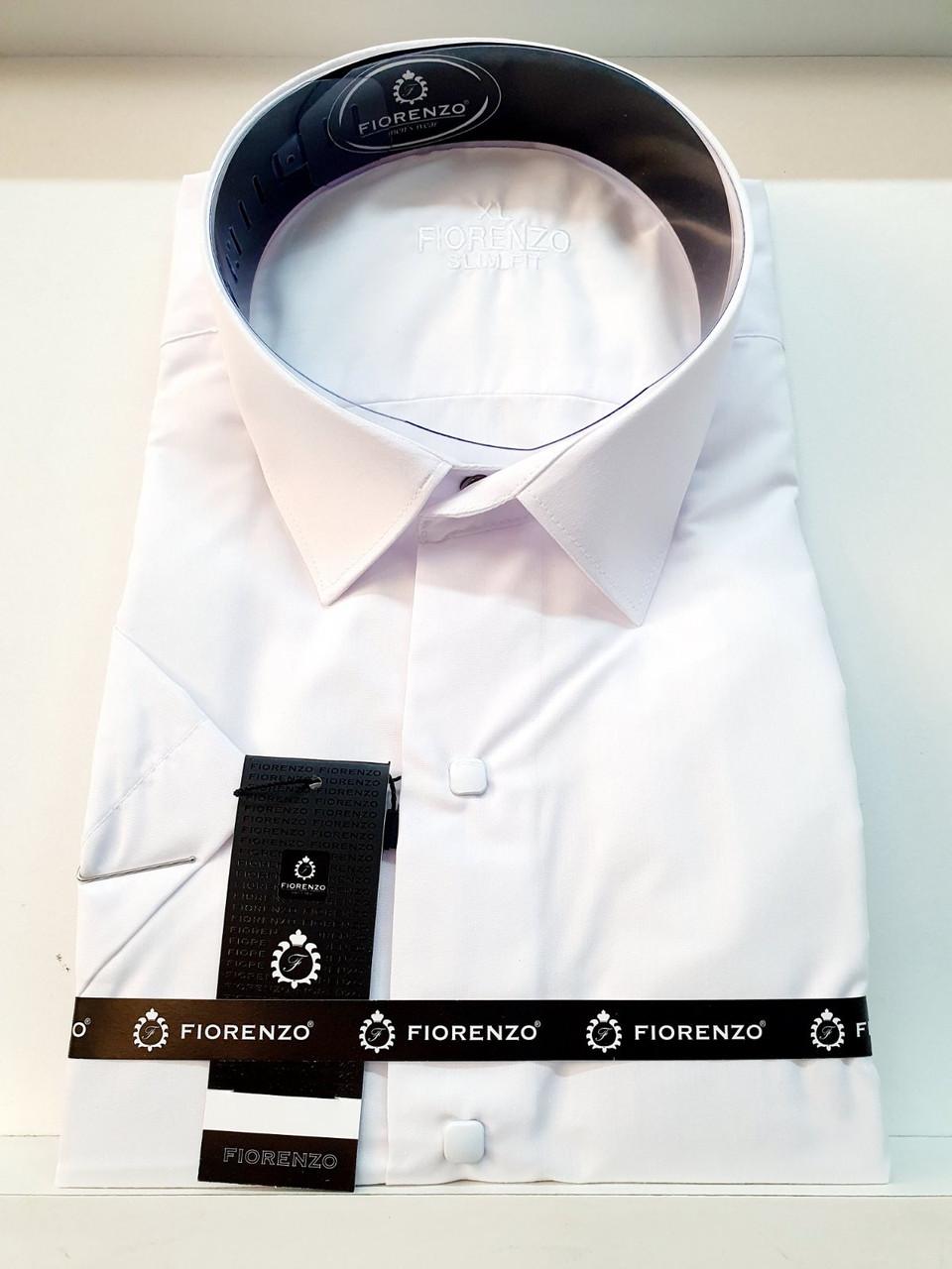 Рубашка с коротким рукавом Fiorenzo кнопка