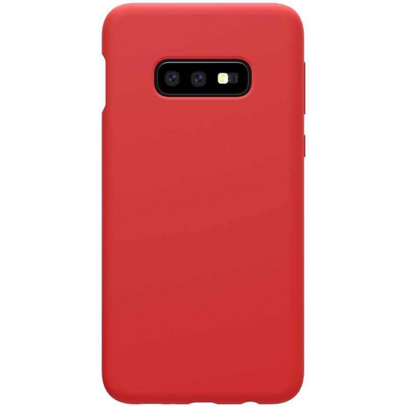 Nillkin Samsung G970F Galaxy S10e Flex Pure Case Red Силиконовый Чехол