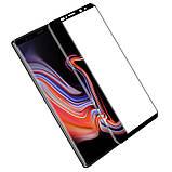 Nillkin Samsung N960 Galaxy Note 9 3D DS+MAX Series Black Защитное Стекло, фото 3