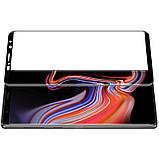 Nillkin Samsung N960 Galaxy Note 9 3D DS+MAX Series Black Защитное Стекло, фото 4