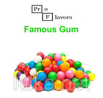 Набір для самозамісу рідини Pro Flavors Famous Gum 100 мл