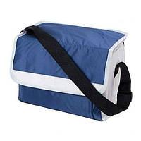 Изотермическая сумка Thermo Cooler 10 синяя