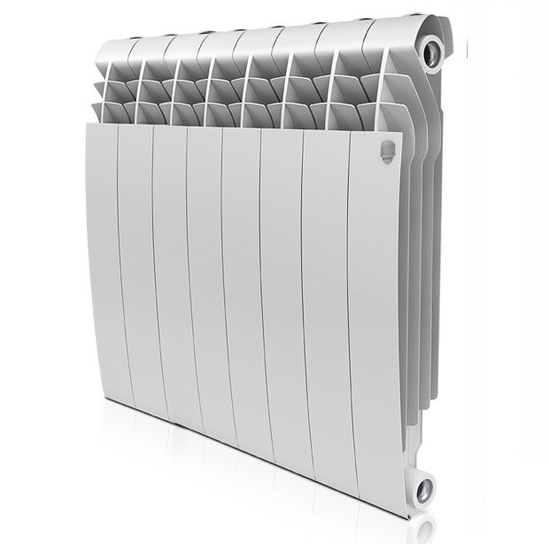 Радиатор Royal Thermo BiLiner 500 Bianco Traffico - 8 секц