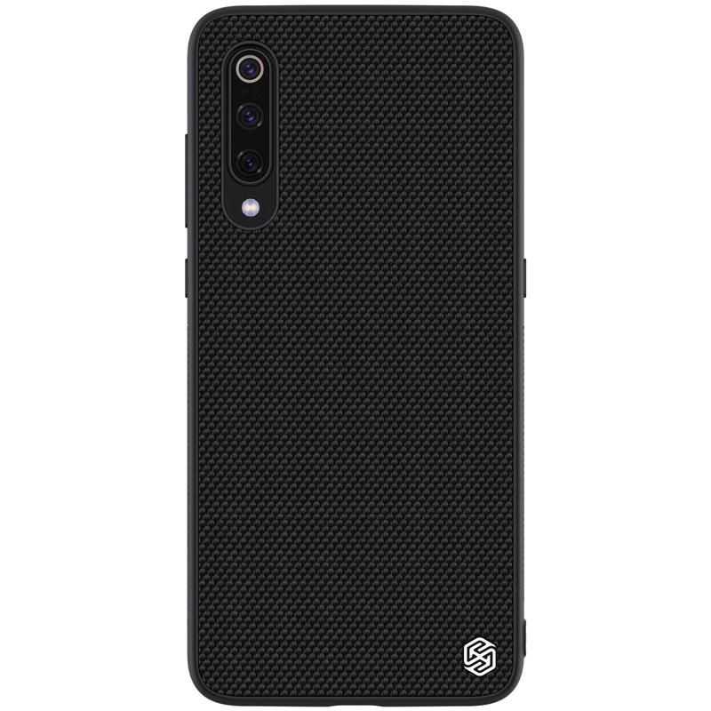 Nillkin Xiaomi Mi 9/ Mi 9 Explorer Textured Case Black Чехол Накладка Бампер
