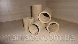 Циліндр дерев'яний, порожнистий 3 розміру