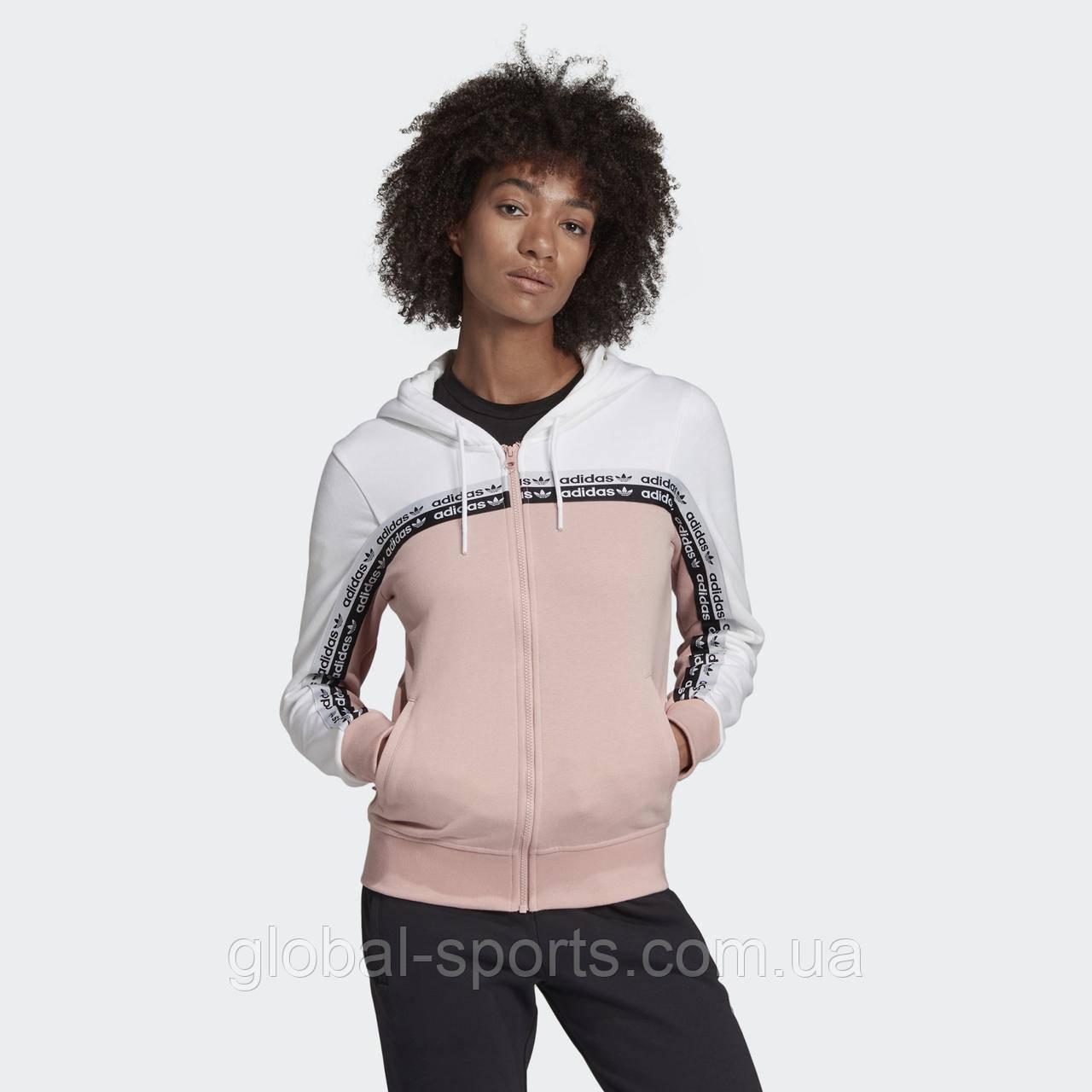 Женская толстовка Adidas Tape R.Y.V.(Артикул:EC0743)