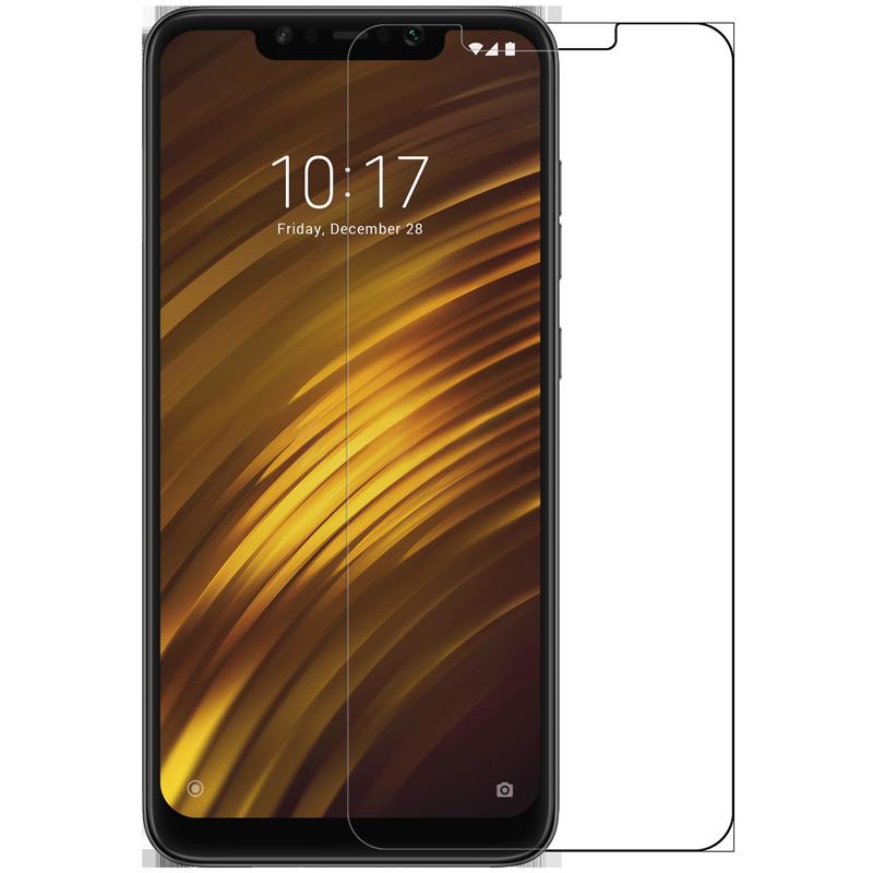 Nillkin Xiaomi Pocophone F1 (Poco F1) Amazing H Nanometer Anti-Explosion Tempered Glass Защитное Стекло