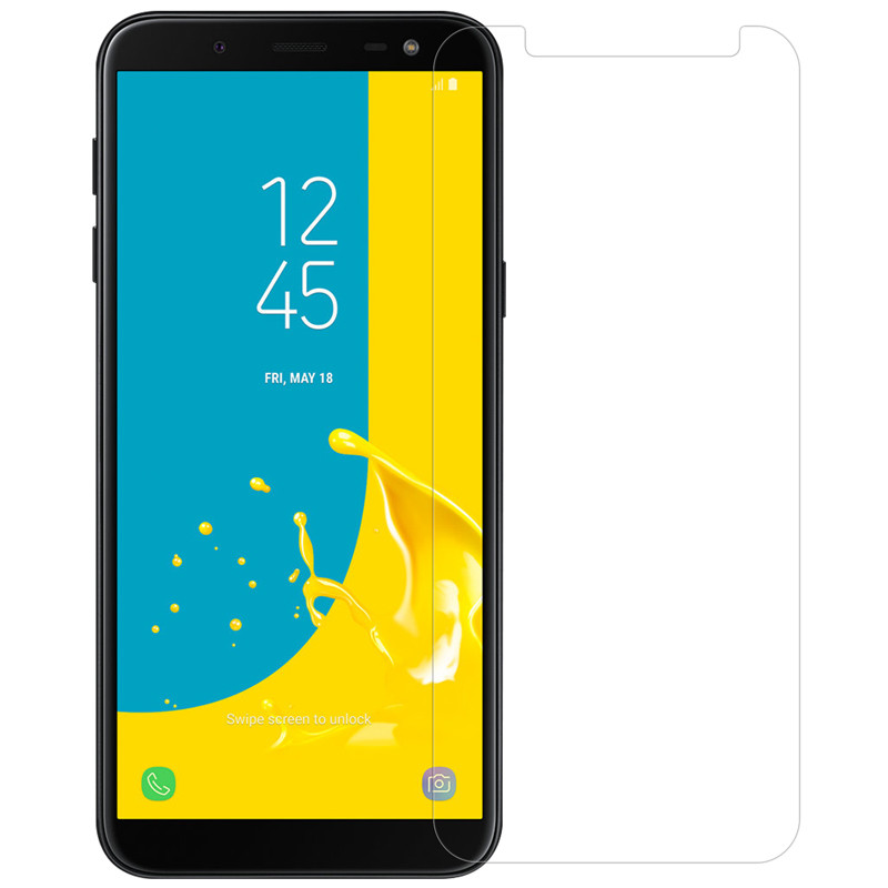 Nillkin Samsung J600F Galaxy J6 Amazing H Nanometer Anti-Explosion Tempered Glass Защитное Стекло