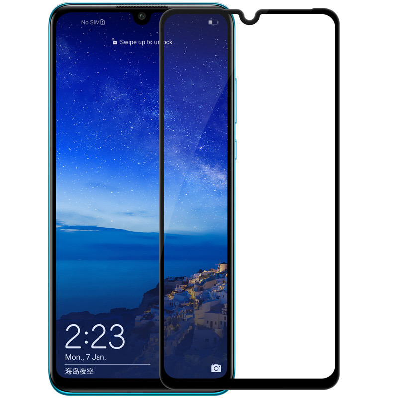 Nillkin Huawei P30 Lite/ Nova 4E CP+ Anti-Explosion Glass Screen Protector Black Защитное Стекло