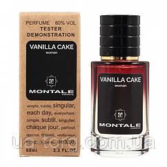 Montale Vanilla Cake ТESTER LUX, женский, 60 мл