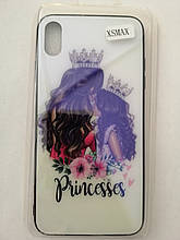 Чехол iPhone XS MAX Princesses