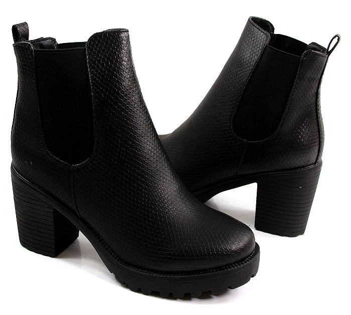 Женские ботинки PAIGE