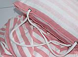 Полотенце-сумка пляжное. Турция. 100% хлопок, махра. 170 см х 90 см. Плотность: 550 гр/м2, фото 2