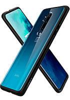 Чехол Spigen для OnePlus 7T Pro, Ultra Hybrid, Черный (ACS00314)
