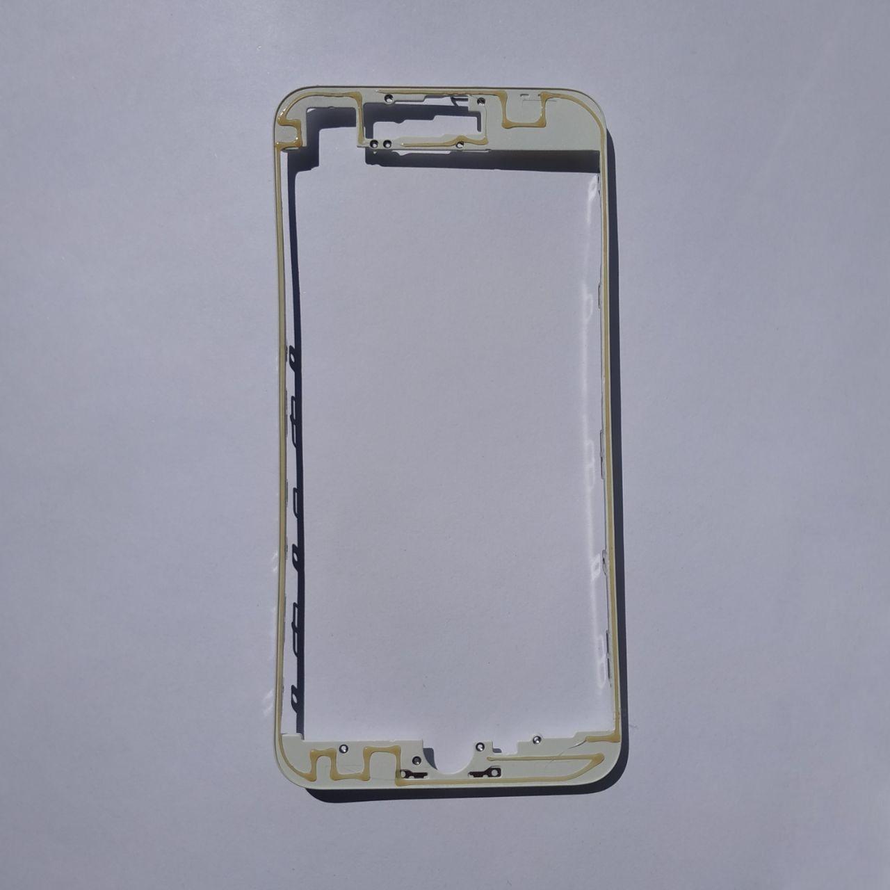 Рамка крепления дисплейного модуля Novacel для Apple iPhone 8 Plus White