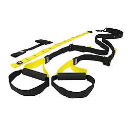 Тренировочные петли TRX - Fit Lumo Yellow 2 in 1 set
