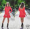 Красное платье 15515