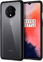 Чехол Spigen для OnePlus 7T, Ultra Hybrid, Black (ACS00318)