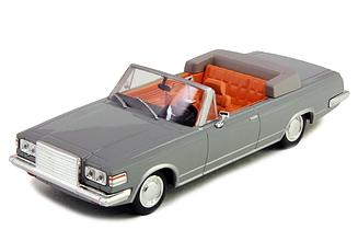 Автомобиль на Службе №40 ЗИЛ-41044 Парадный фаэтон   Коллекционная модель 1:43   DeAgostini