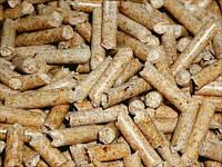 Древесные гранулы, фото 1