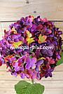 Искусственны ецветы - Гортензия, 83 см, фото 4