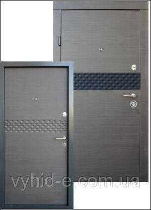 Двери входные QDoors. Премиум Сити-М