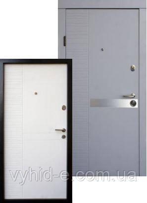 Двери входные QDoors. Премиум Делла-AL