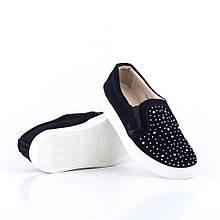 РАСПРОДАЖА Слипоны женские, обувь оптом