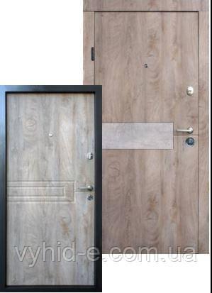 Двери входные QDoors. Премиум Сиена