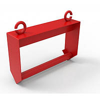 Тренажер для хвата кисти VNK GIBBON 1 шт. 2 кг красный