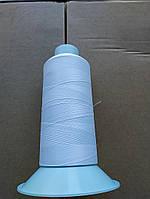 Coats Gramax   №160 цвет 01712 (  БЕЛЫЙ ).  5000 м.  Текстурированная.