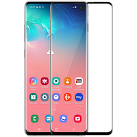 Nillkin Samsung G973F Galaxy S10 3D CP+MAX Anti-Explosion Glass Screen Protector Black Защитное Стекло