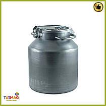 Бидон алюминиевый для молока Калитва 18литров