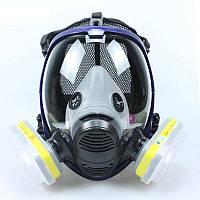 Респиратор, маска 3М 6800, фото 1