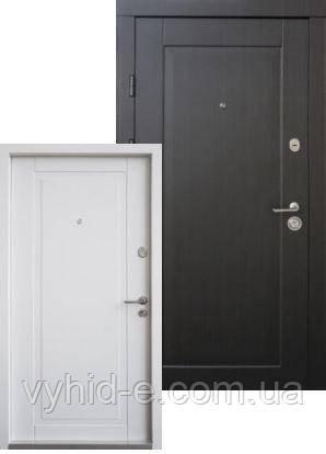 Двери входные QDoors. Премиум Прованс (двухцветный короб)