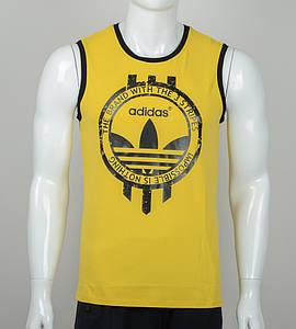 Безрукавка чоловіча Adidas (2074бм), Гірчиця