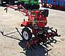 Культиватор дизельний Forte 1050 (6.0 к.с., дизель, колеса 10``, червоний), фото 2