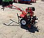 Культиватор дизельний Forte 1050 (6.0 к.с., дизель, колеса 10``, червоний), фото 8