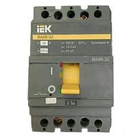 Автоматический выключатель ВА88-32 25А 3Р 25кА IEK