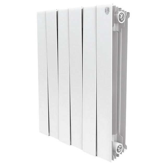 Радиатор Royal Thermo PianoForte 500 Bianco Traffico - 6 сек