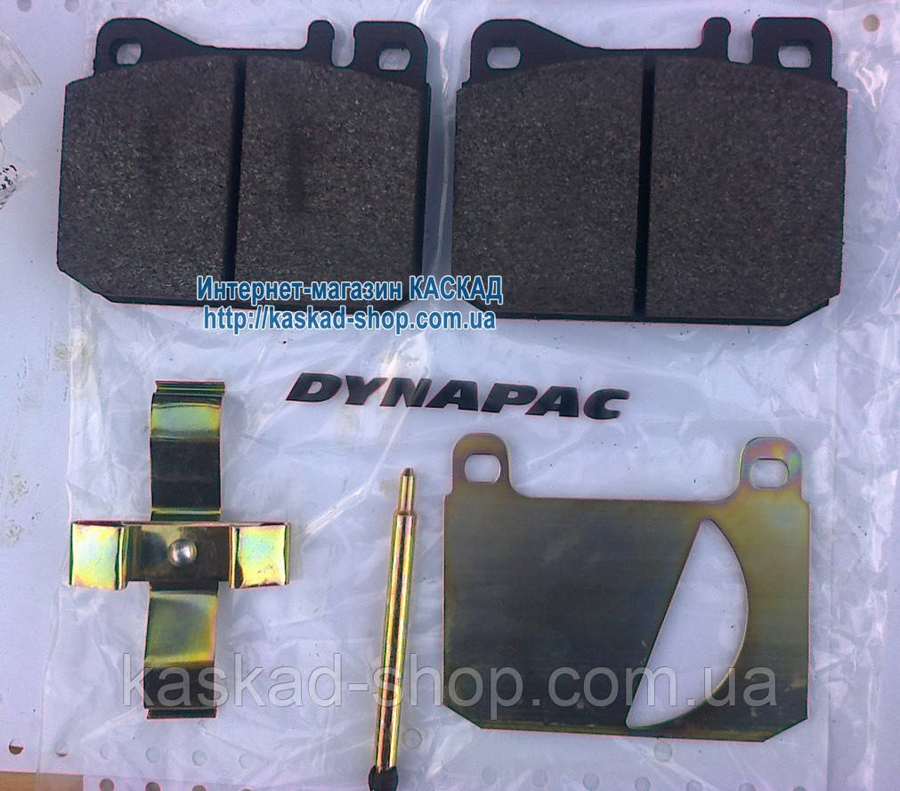 Гальмівні колодки Dynapac