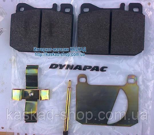 Гальмівні колодки Dynapac, фото 2
