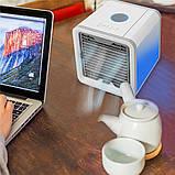 Портативный мини - кондиционер охладитель и увлажнитель воздуха ARCTIC AIR, фото 2