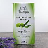 Оливковое масло 5 л Extra Vergine Oro Liquido Италия OIL-2023-5