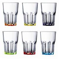 Набор стаканов высоких 350 мл Bright Colors New America Luminarc J8932/1