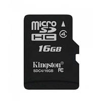 Карта Памяти Micro SD Class 4 16 GB Kingston