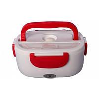 Ланч-бокс The Electric Lunch Box с подогревом Red #D/S