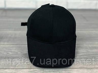 Кепка - бейсболка черная