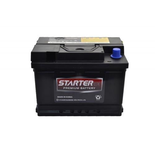 STARTER EX Акумулятор 140Ah (+/-) 950А CMF140LEU